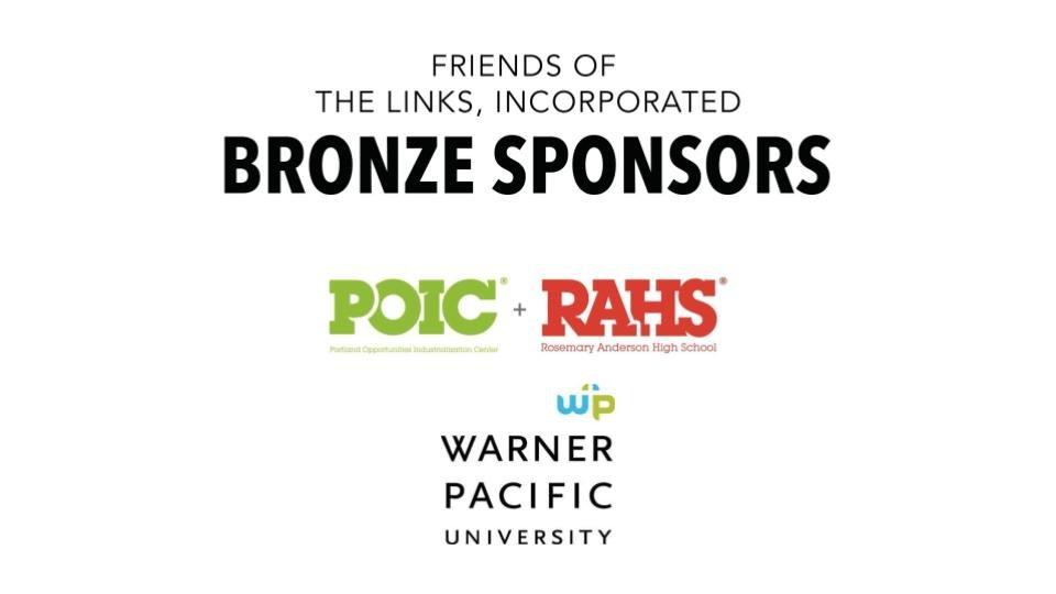 More Logos From Bronze Sponsors