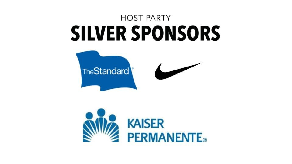 Logos From Silver Sponsors